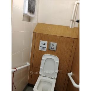 石古壟公廁翻新
